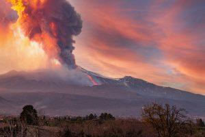 Giftskyen fra La Palma vulkanen når fastlandet