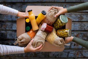 Spis sunn mat i hverdagen med en matkasse
