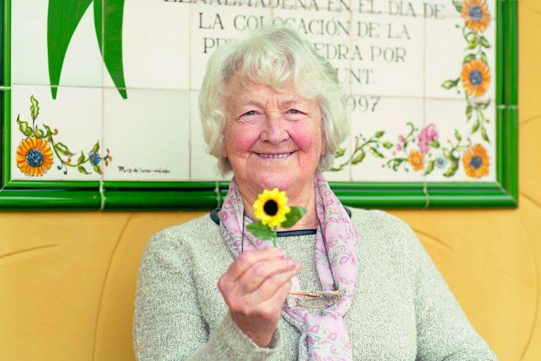 Stor minnehøystund for Joan Hunt