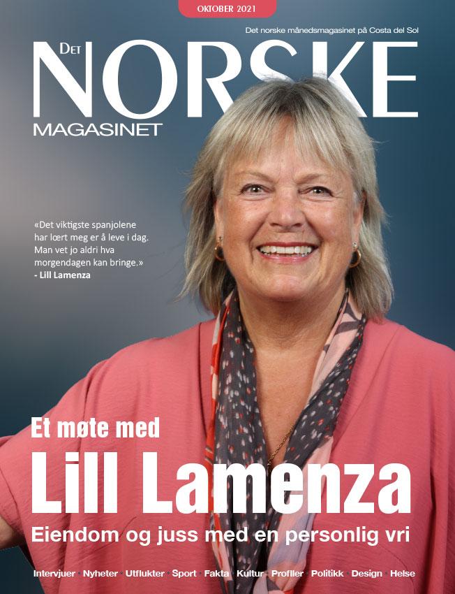 Det Norske Magasinet Oktober 2021