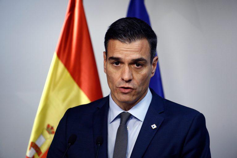 Hvor mye tjener Spanias statsminister Pedro Sánchez?
