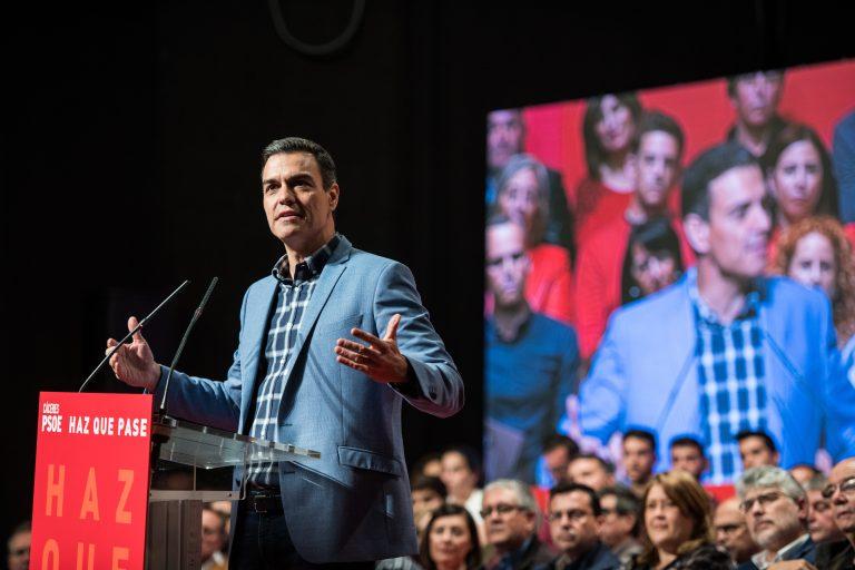 Spansk regjering i store problemer