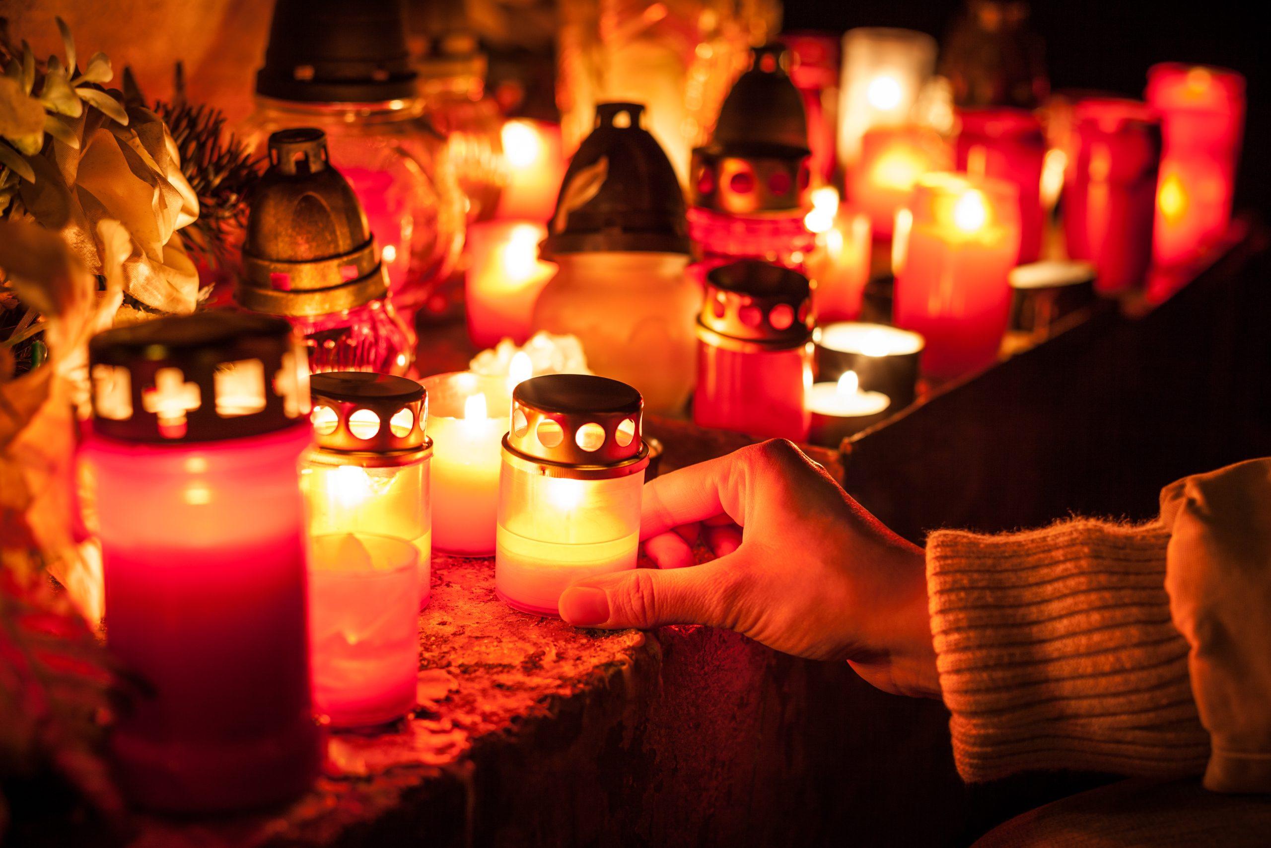 Besøk de kjære avdøde på Allehelgensdagen