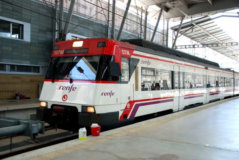 Det kommer ikke tog mellom Fuengirola og Marbella