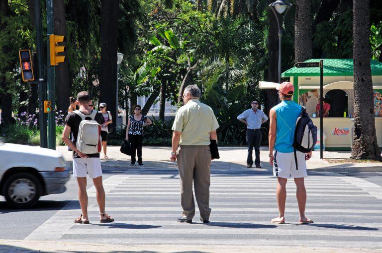 Málagas Alameda Principal stenges for privattrafikk