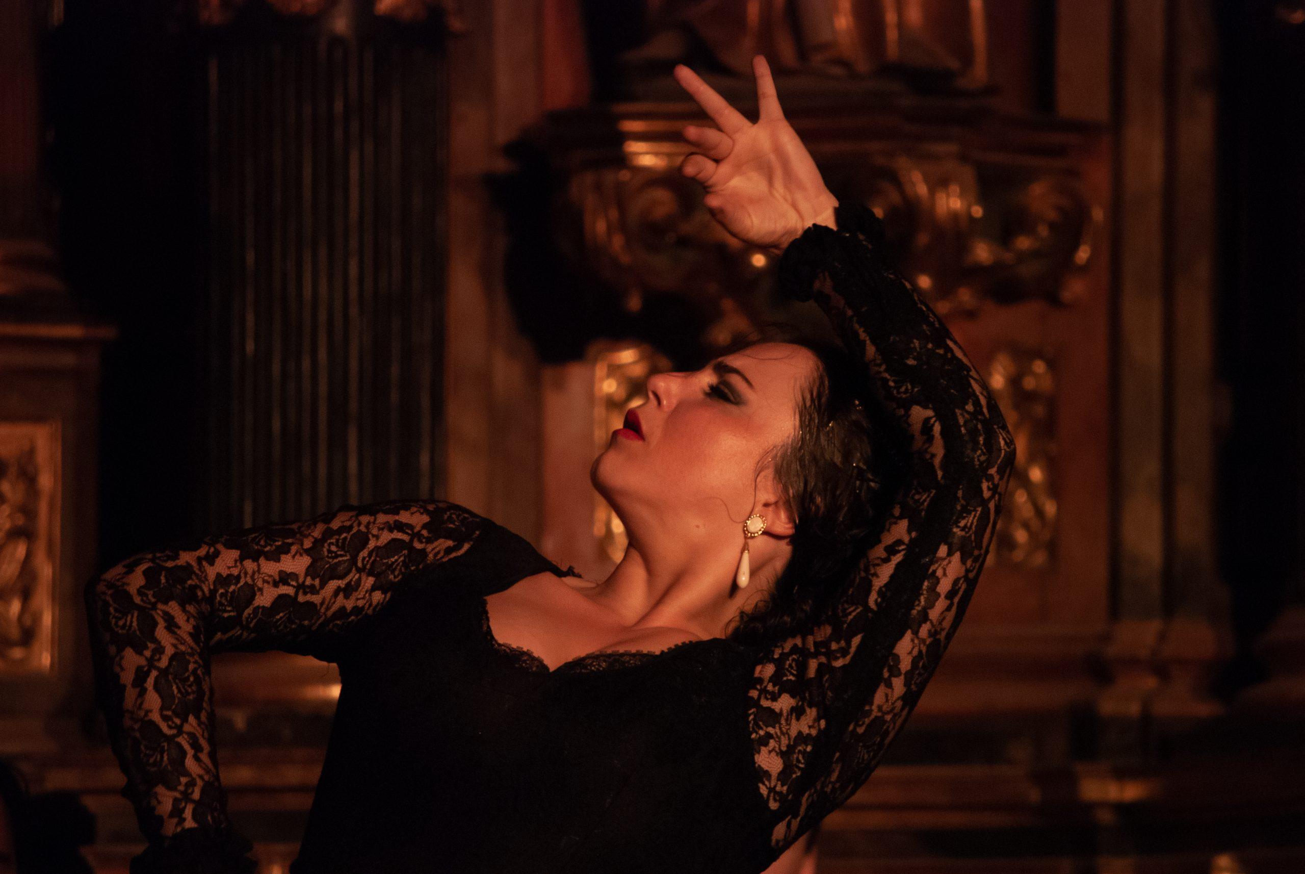 Dans i Málaga