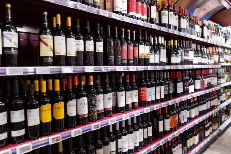Transportkrisen reduserer spanske alkoholleveranser
