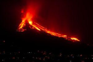Vulkanutbruddet på La Palma fortsetter