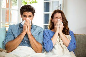 En snarere influensasesong rammer flere